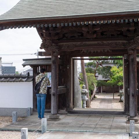 スタンプラリー2021(2) 宝泉寺