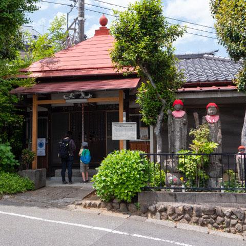 スタンプラリー2021(3) 坂下地蔵尊