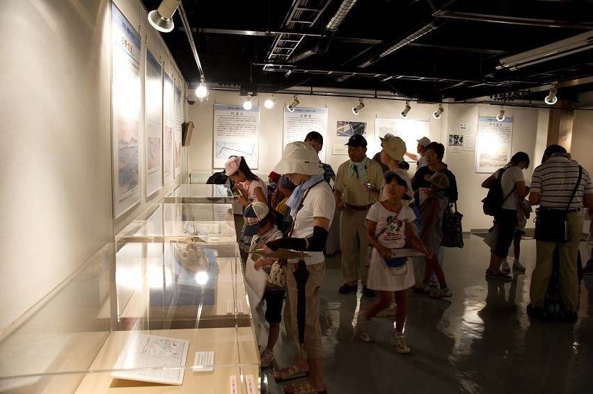 子ども日野宿発見隊-交流館 2010-07-24