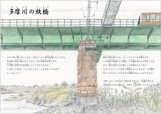 絵本『ひのっ子日野宿発見』