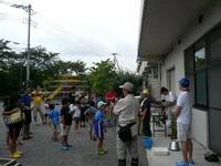 用水であそぼう(9) 2011-07-30