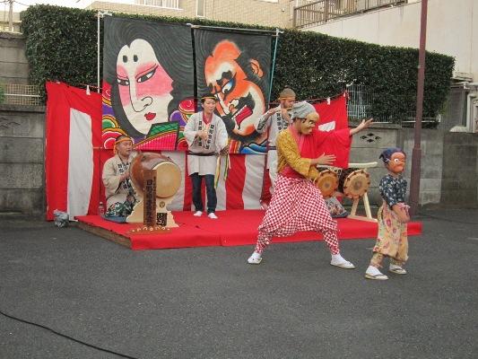 日野囃子保存会
